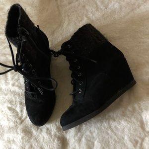 So Women's Ankle Boots Sz 6M